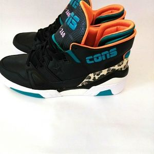Converse DON C ERX-260 BLK/Leopard Shoes